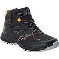 Jack Wolfskin Woodland Texapore Mid K - Trekingové topánky