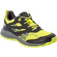 Jack Wolfskin Woodland Low K - Trekingové topánky