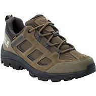 Jack Wolfskin Vojo 3 Texapore low M khaki/sivá - Trekingové topánky
