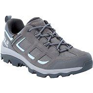 Jack Wolfskin Vojo 3 Texapore low W sivá/modrá - Trekingové topánky