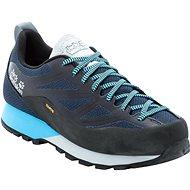 Jack Wolfskin Scrambler 2 Texapore low W modré - Trekingové topánky