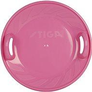 STIGA Twister – ružový - Tanier