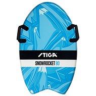 STIGA Snow rocket Graffiti 80, modrý