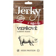 South Bohemian Pork Jerky with Pepper - Dried Meat
