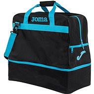 Joma Trainning III black-fluor turquoise – L - Športová taška
