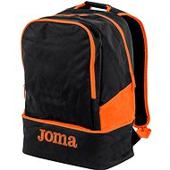 Joma Backpack Estadio III black-orange - Športový batoh