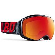 Julbo ECHO CAT 3, black/gray/red - Lyžiarske okuliare
