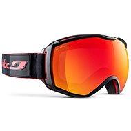 Julbo AIRFLUX POLAR CAT 3 red/black - Lyžiarske okuliare