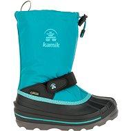 Kamik Waterburg 8g teal - Trekingové topánky