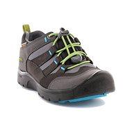 KEEN HIKEPORT WP JR. magnet/greenery EU 35/216 mm - Outdoorové topánky