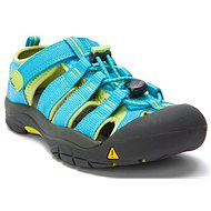 KEEN NEWPORT H2 JR. hawaiian blue/green glow - Sandále