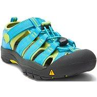 KEEN NEWPORT H2 K hawaiian blue/green glow - Sandále