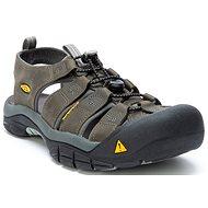KEEN NEWPORT M neutral gray/gargoyle - Sandále