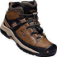 Keen Targhee Mid WP Y - Trekingové topánky