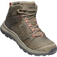 Keen Terradora II Leather Mid WP W - Trekingové topánky