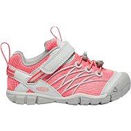 Keen Chandler CNX Children drizzle/dubarry - Trekingové topánky