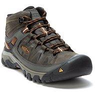 KEEN TARGHEE III MID WP M black olive/golden brown EU 44/273 mm - Outdoorové topánky