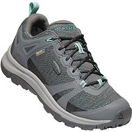 Keen Terradora II WP Women steel grey/ocean wave - Trekingové topánky