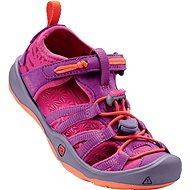 Keen Moxie Sandal Children, Purple Wine/Nasturtium - Sandals