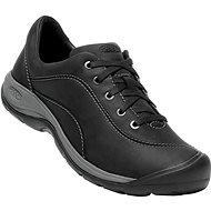 Keen Presidio II W black/steel grey - Trekingové topánky