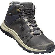 Keen Terradora II Leather MID WP Women, Grey, size EU 40.5/259mm - Trekking Shoes