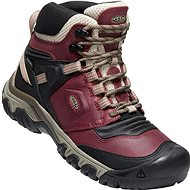 Keen Ridge Flex MID WP Women, Purple/Black, size EU 40/254mm - Trekking Shoes