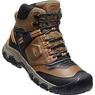 Keen Ridge Flex MID WP Men, Brown/Black, size EU 43/270mm - Trekking Shoes