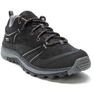 KEEN TERRADORA LEATHER WP W black/steel grey EU 39,5/251 mm - Outdoorové topánky