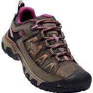 Keen Targhee III WP W weiss/boysenberry EU 37/230 mm - Outdoorové topánky