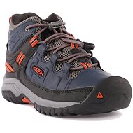 Keen Targhee Mid WP Jr. - Outdoorové topánky