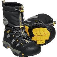 Keen Winterport Jr. black/gargoyle EU 32/33/197 mm - Outdoorové topánky