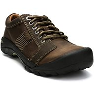 Keen Austin M chocolate brown - Outdoorové topánky