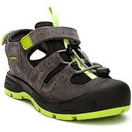Keen Balboa EXP C steel grey/chartreuse - Sandále