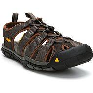 Keen Clearwater CNX M raven/tortoise shell - Sandále