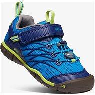 Keen Chandler CNX Children brilliant blue / blue depths - Trekingové topánky