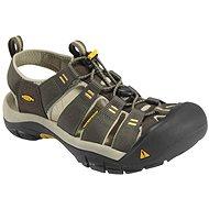 Keen Newport H2 M raven/aluminum - Sandále