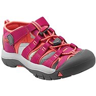 Keen Newport H2 K very berry/fusion coral - Sandále