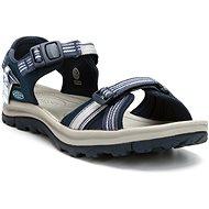 Keen Terradora II Open Toe Sandal W navy/light blue - Sandále