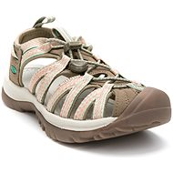 Keen Whisper W Taupe/Coral - Sandals