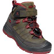 Keen Redwood Mid WP Y - Trekking Shoes