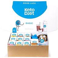 KetoDiet balíček Basic 1. krok (70 porcií, 2 týždne) - Sada