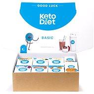 KetoDiet balíček Basic 2. krok (56 porcií, 2 týždne) - Sada