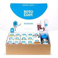 KetoDiet balíček Medium 1. krok (105 porcií, 3 týždne) - Sada
