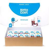 KetoDiet balíček Medium 2. krok (84 porcií, 21 dní) - Keto diéta