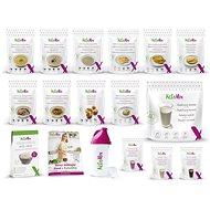 KetoMix Ketonová dieta na 4 týdny - 14 ks + 3 příchutě, 4885 g - Sada
