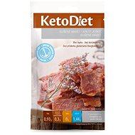 KetoDiet morčacie jerky 3 × 30 g - Sušené mäso