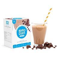 KetoDiet proteínová ľadová káva s čokoládovou príchuťou (7porcií) - Trvanlivé jedlo
