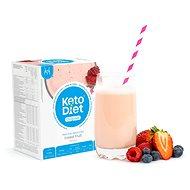 KetoDiet proteínové smoothie – lesná zmes (7porcií) - Trvanlivé jedlo