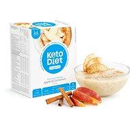 KetoDiet s jablkami a so škoricou (7porcií) - Proteínová kaša