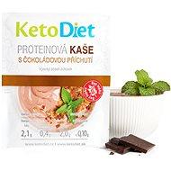 KetoDiet s čokoládovou príchuťou (7porcií) - Proteínová kaša